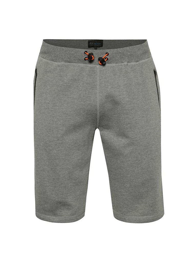 Pantaloni scurți sport Blend gri