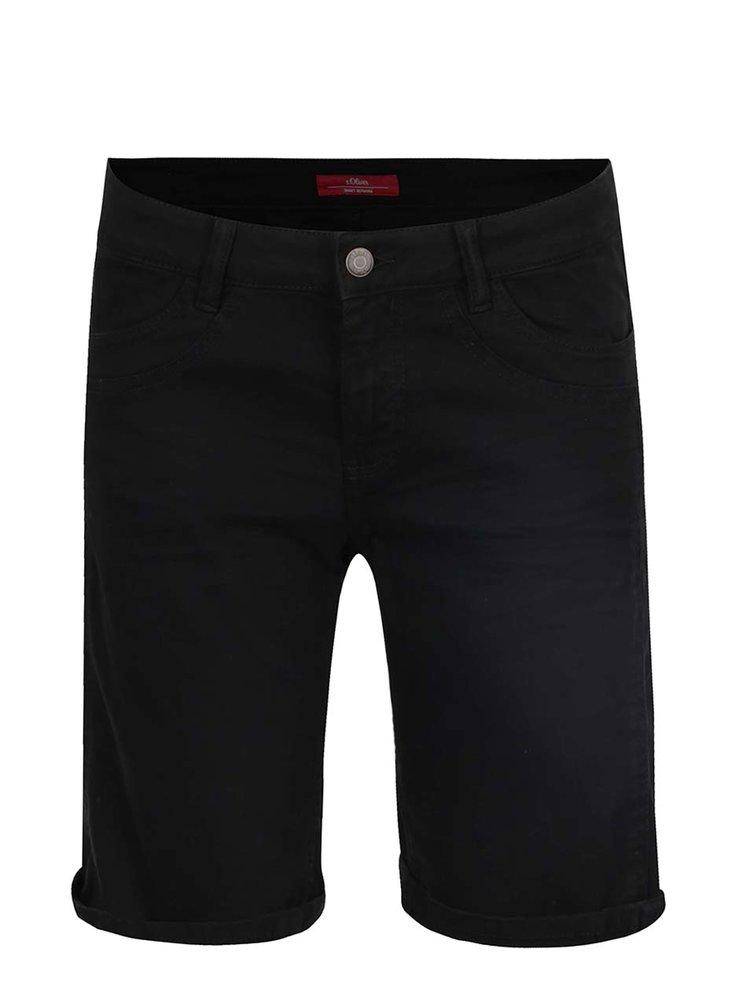 Pantaloni scurți s.Oliver pentru femei