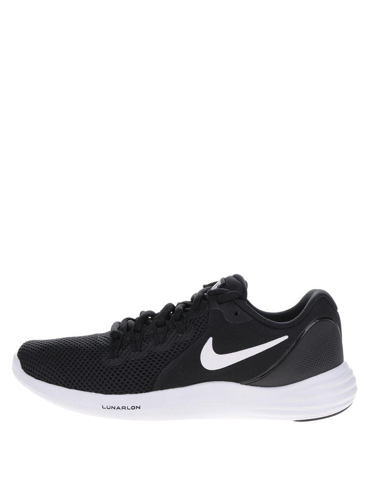 Pantofi sport negri Nike Lunar Apparent pentru femei