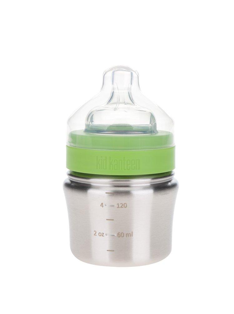 Biberon fără BPA  Klean Kanteen KidBaby 148 ml