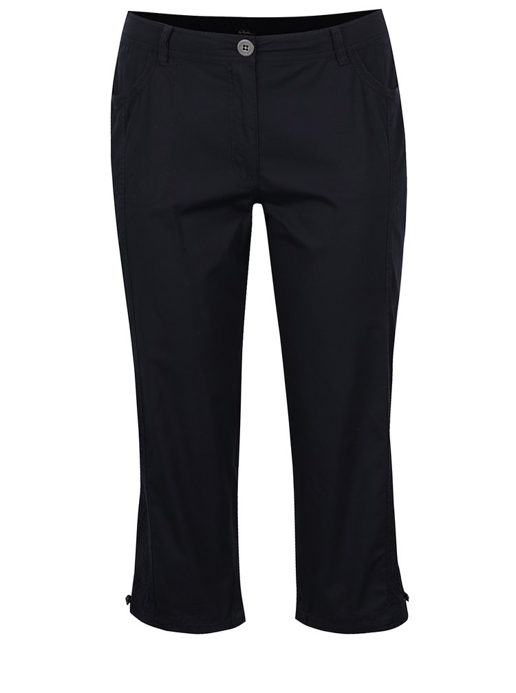 Pantaloni bleumarin Ulla Popken