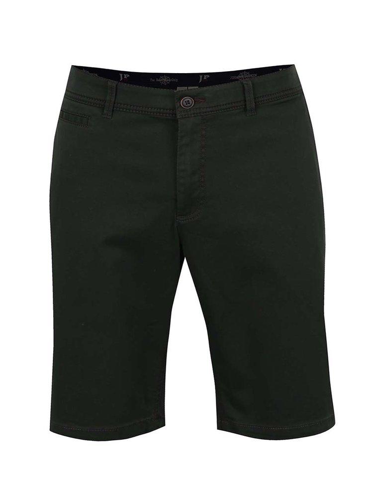 Pantaloni scurți chino verde închis JP 1880