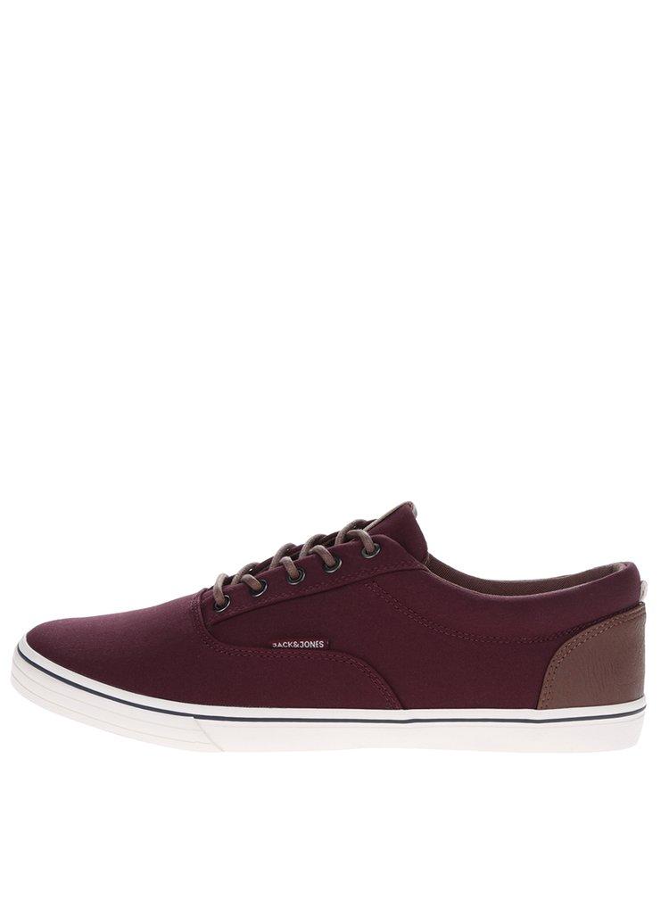 Pantofi sport bordo Jack & Jones Vision Mixed