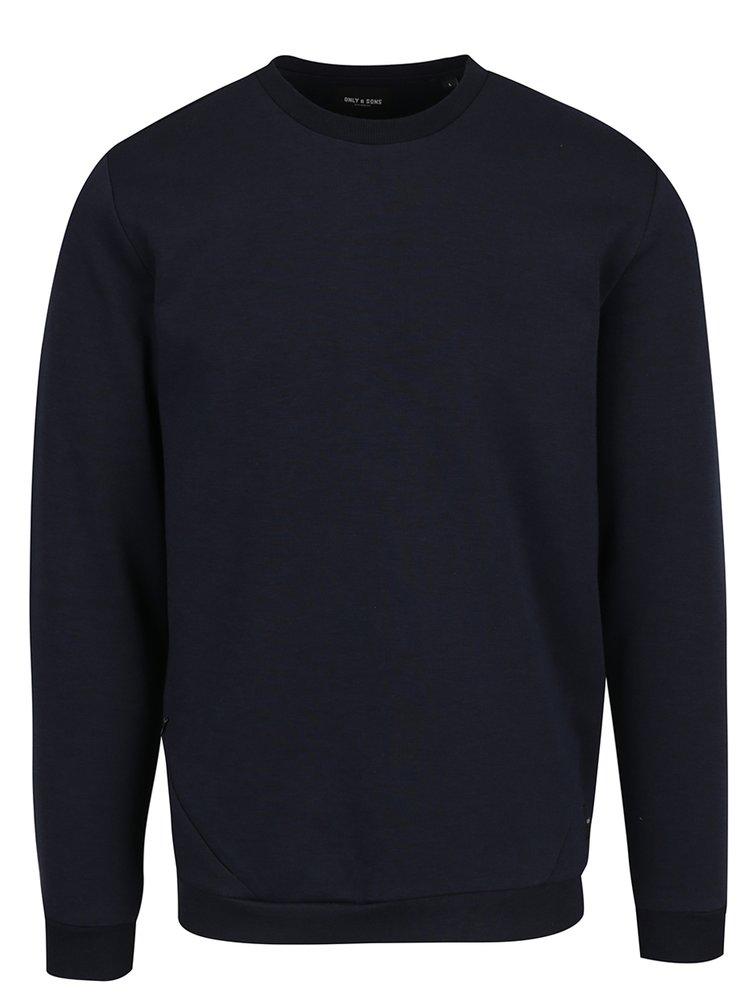 Bluză bleumarin ONLY & SONS Vinn