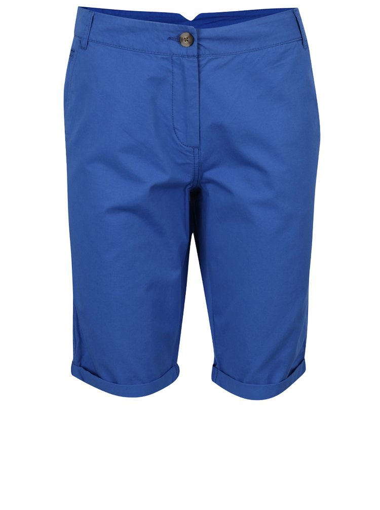 Pantaloni scurți albaștri Dorothy Perkins din bumbac