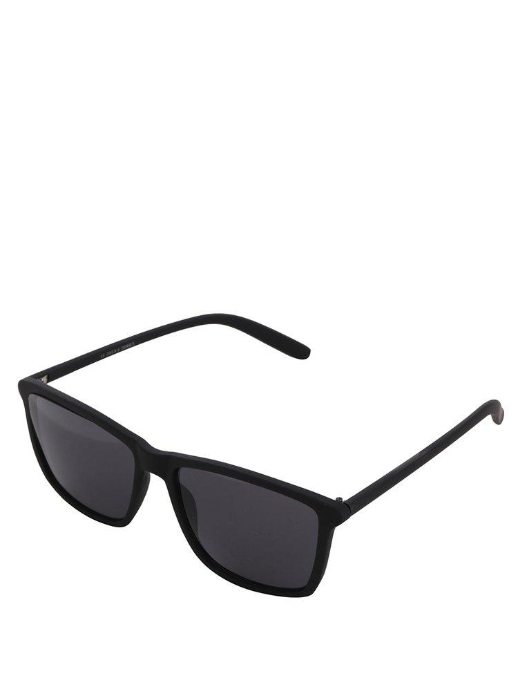 Černé sluneční brýle Jack & Jones Brad III.