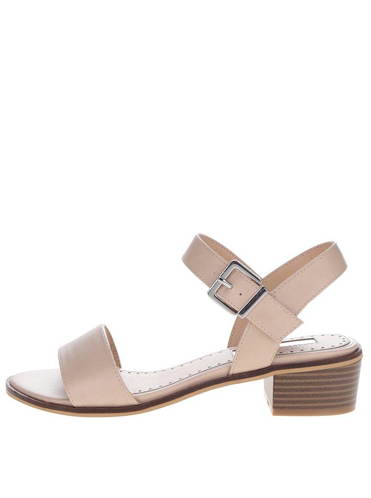 Béžové sandály Miss KG Pablo