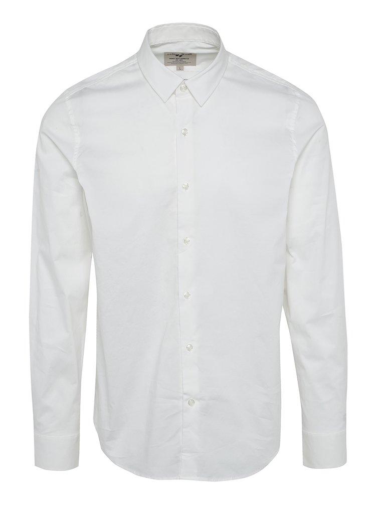 Cămașă albă regular fit pentru bărbați Garcia Jeans Dario