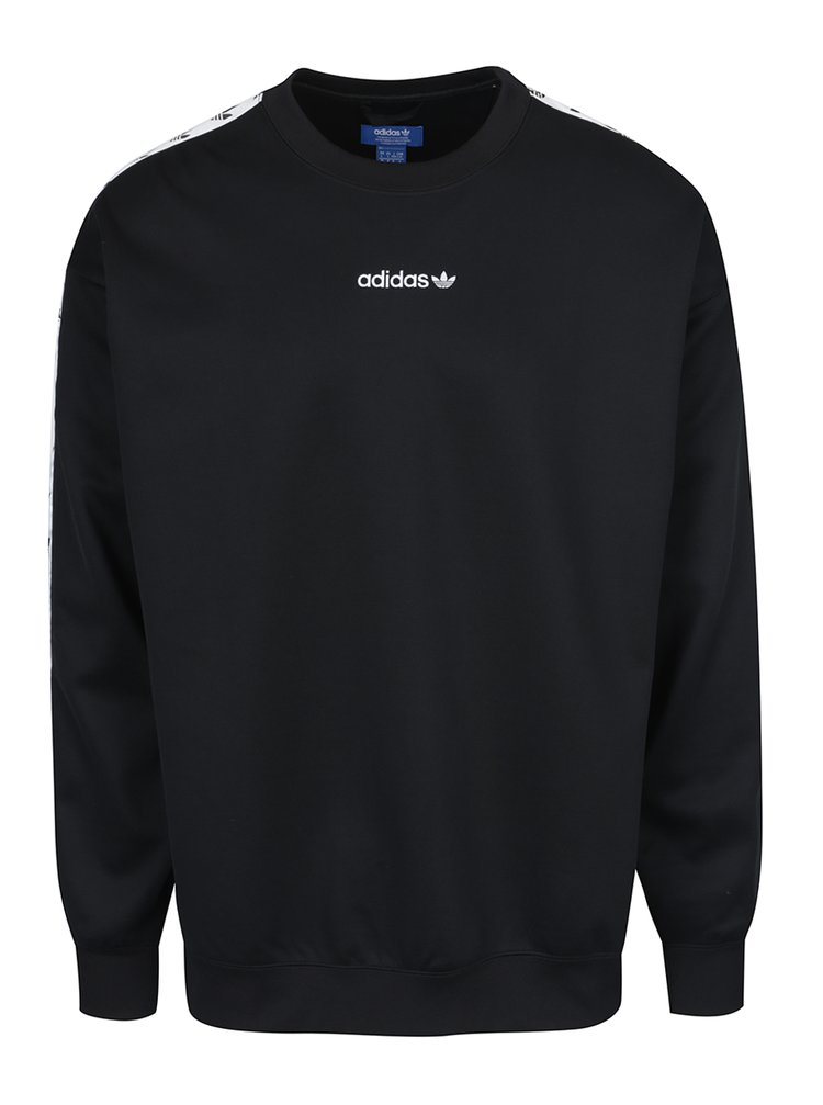 Bluză neagră pentru bărbați adidas Originals