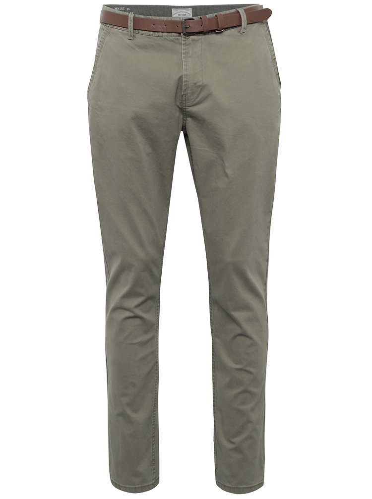Pantaloni chino gri deschis  - ONLY & SONS Tarp