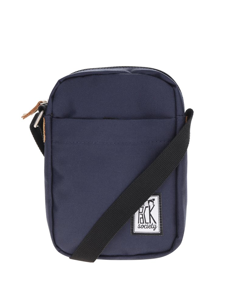 Tmavě modrá crossbody taška The Pack Society