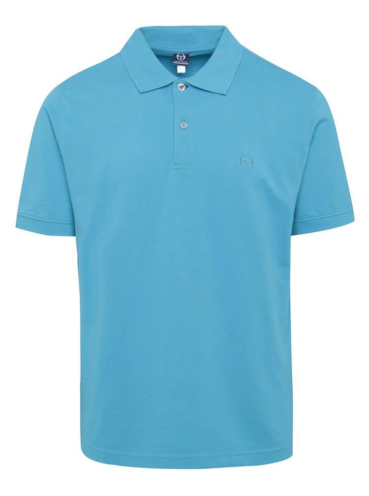Tyrkysové pánské polo tričko Tacchini Polo St