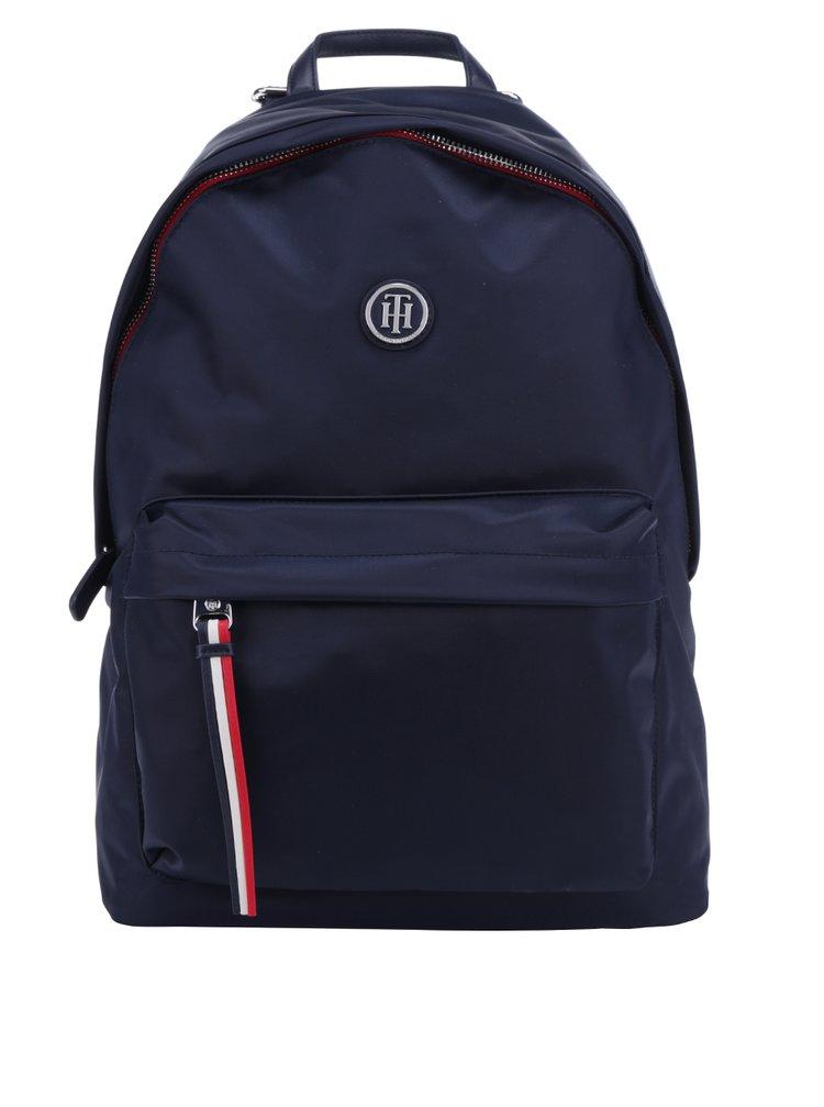 Tmavě modrý dámský batoh Tommy Hilfiger Poppy