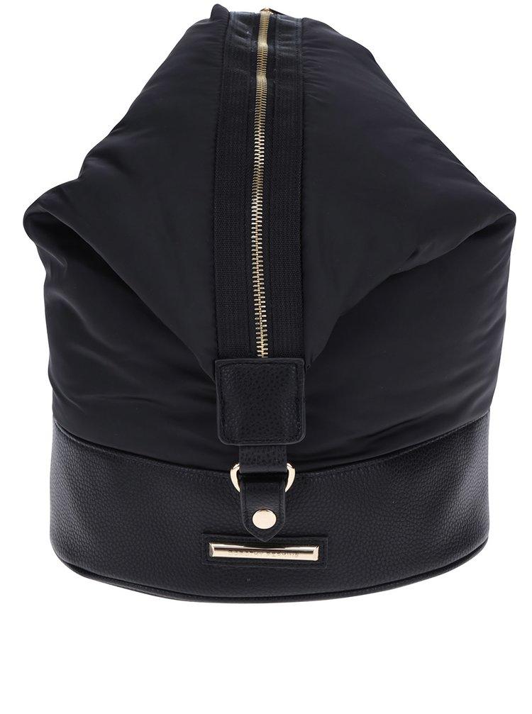 Geantă sac neagră cu barete ajustabile Dorothy Perkins
