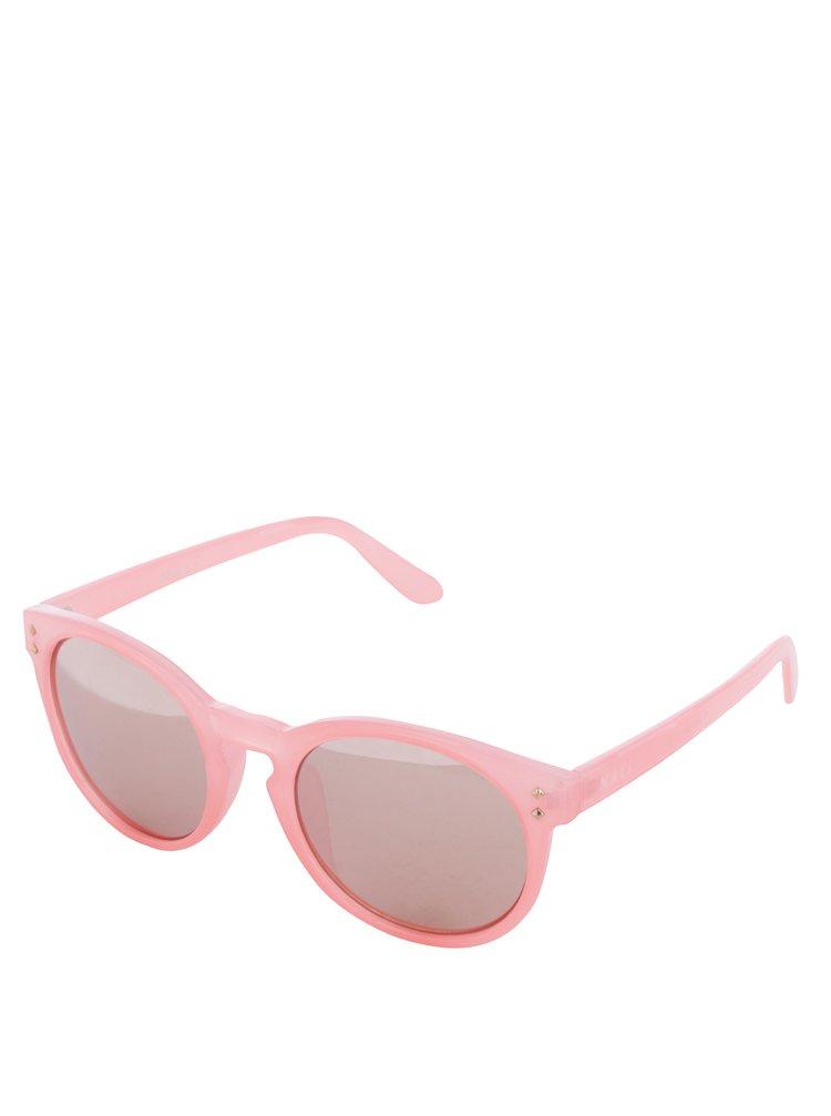Růžové dámské sluneční brýle Nalí