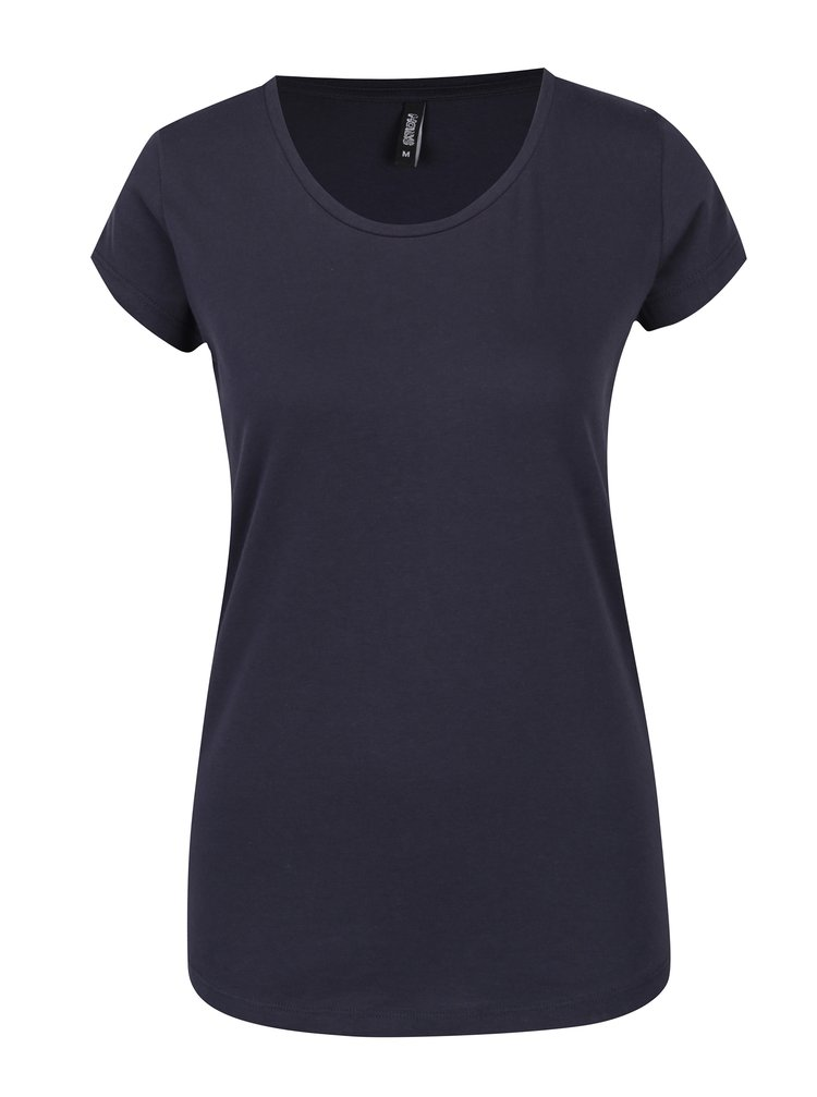 Tmavě modré basic tričko Haily´s Tari
