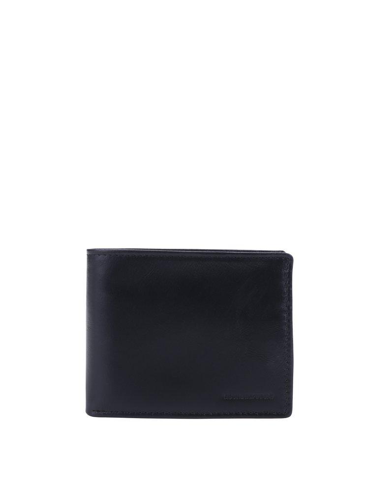 Portofel negru din piele naturala pentru barbati - Royal RepubliQ