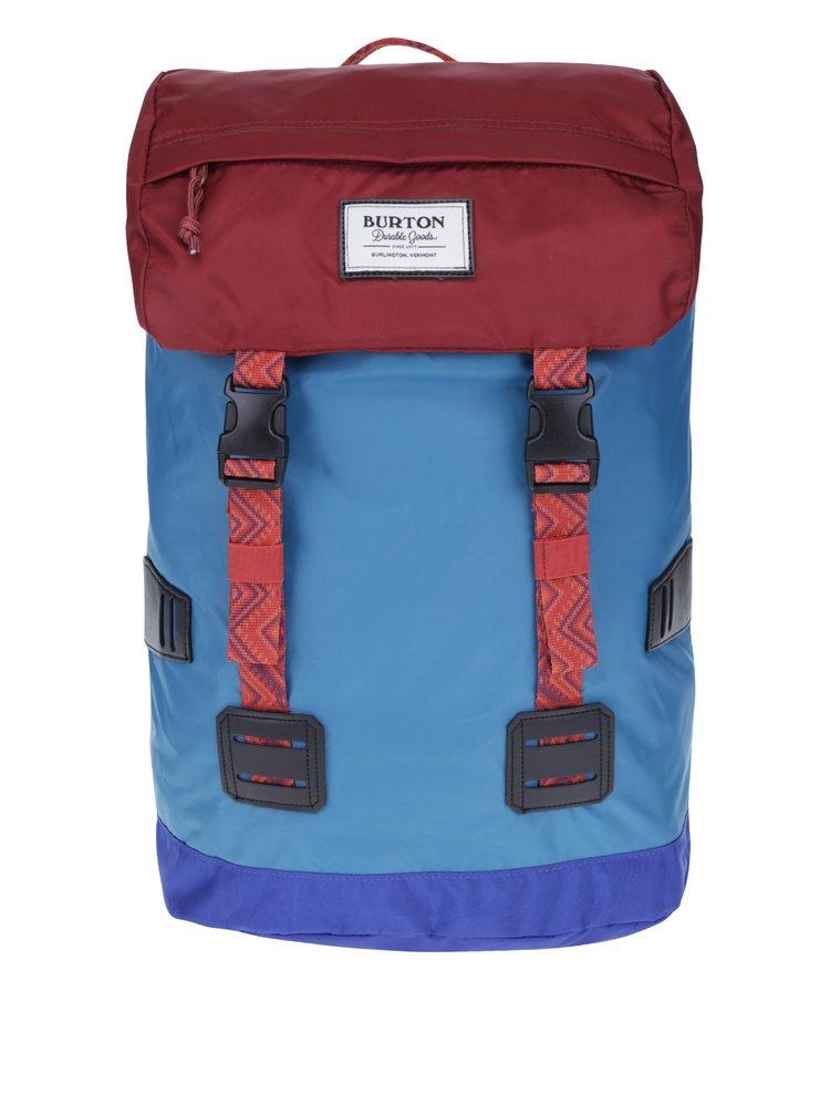 Rucsac albastru unisex pentru laptop - Burton Tinder Pack 25 l