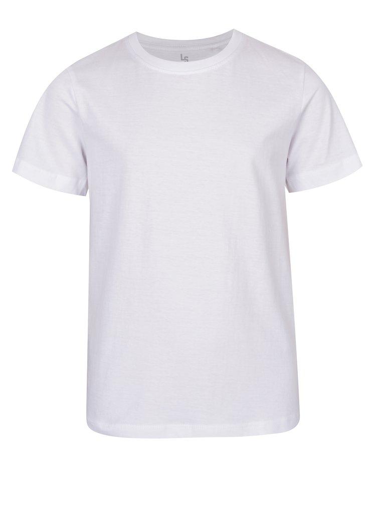 Bílé klučičí tričko 5.10.15.