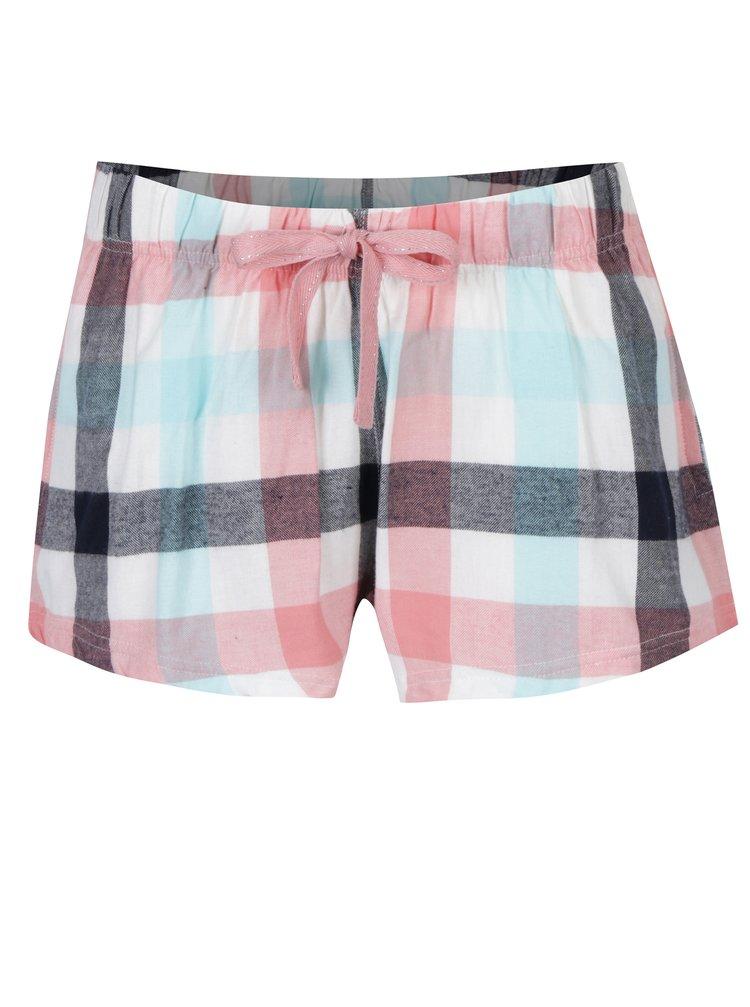 Pantaloni scurții de pijama în carouri  Dorothy Perkins