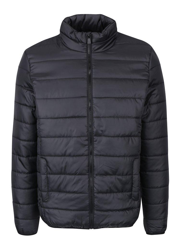 Jacheta neagra matlasata pentru barbati - ONLY & SONS Piers