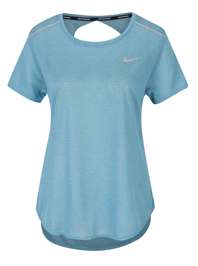 Tricou funcțional turcoaz pentru femei -  Nike