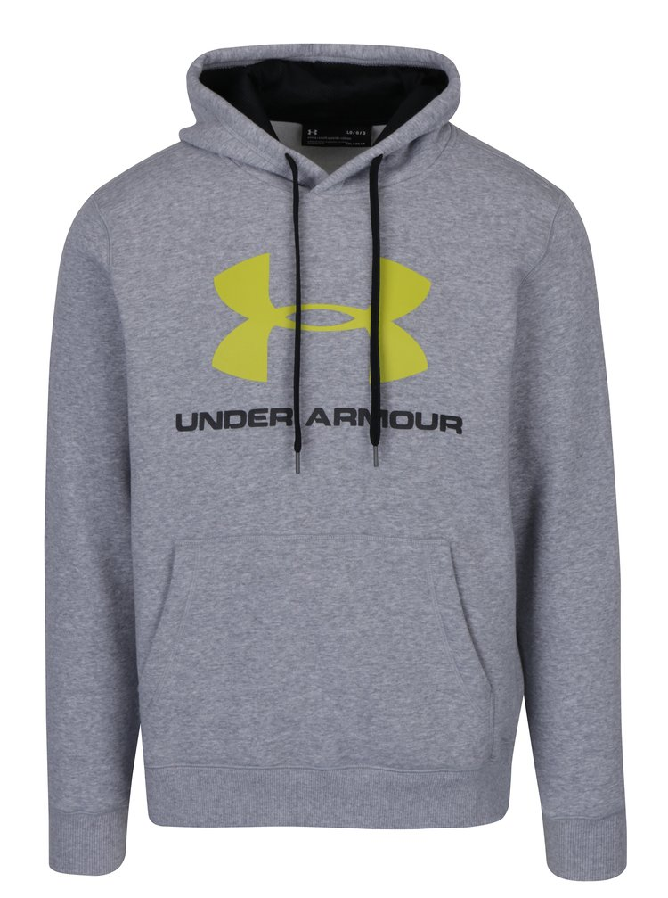 Hanorac gri pentru bărbați - Under Armour