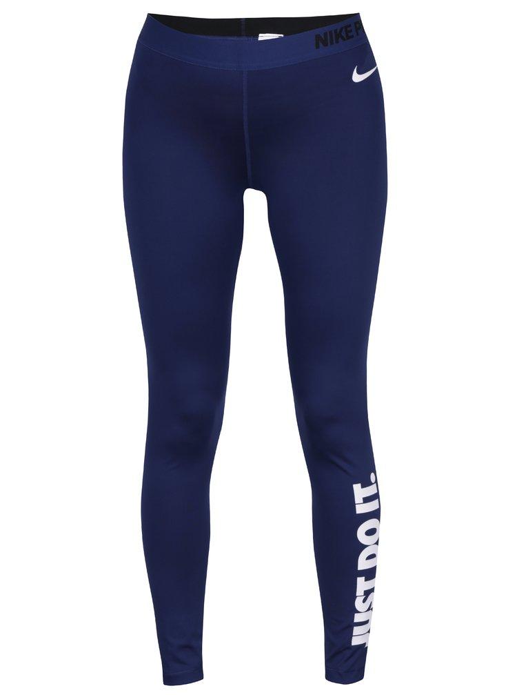 Colanti functionali albastri pentru femei - Nike