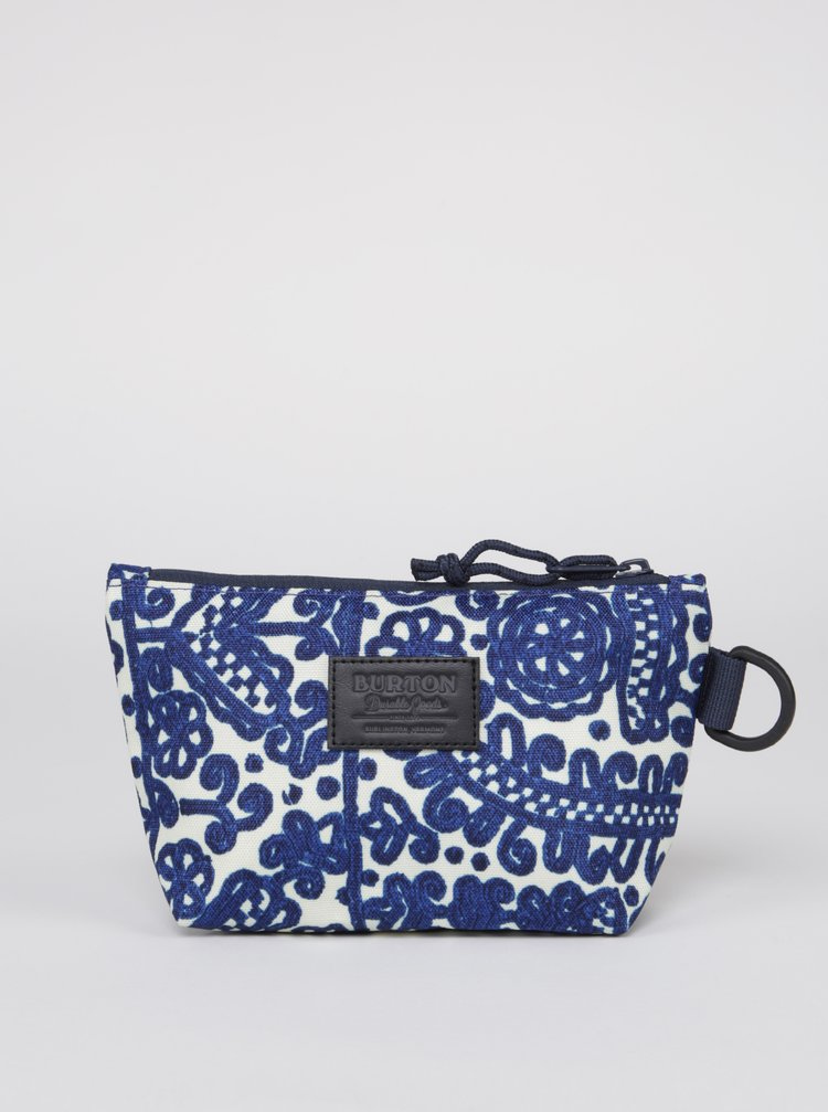 Geanta crem&bleumarin de cosmetice pentru femei Burton Utility