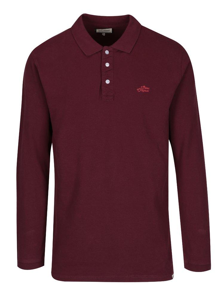 Bluza polo bordo pentru barbati - Shine Original