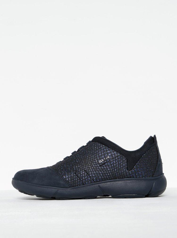 Pantofi sport bleumarin pentru femei - Geox Nebula A