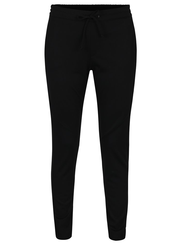 Pantaloni sport negri Jacqueline de Yong Hazzle