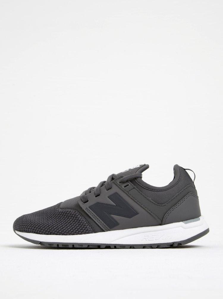 Pantofi sport gri pentru femei  New Balance 247
