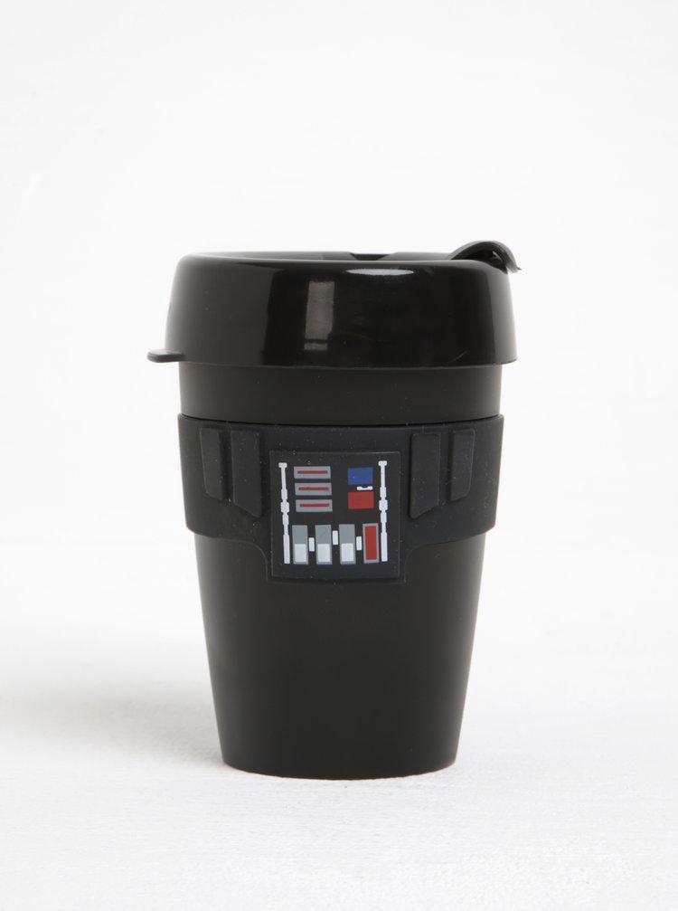 Cana neagra de calatorie cu tematica  Star Wars KeepCup Darth Vader Original Medium