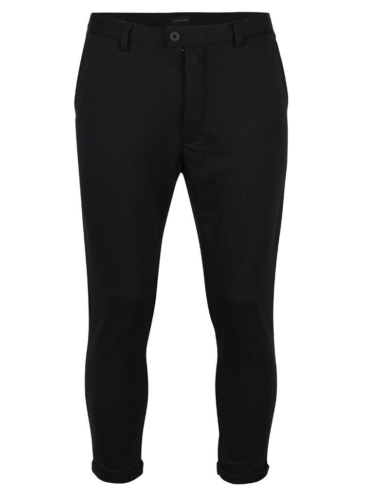 Pantaloni negri Casual Friday by Blend