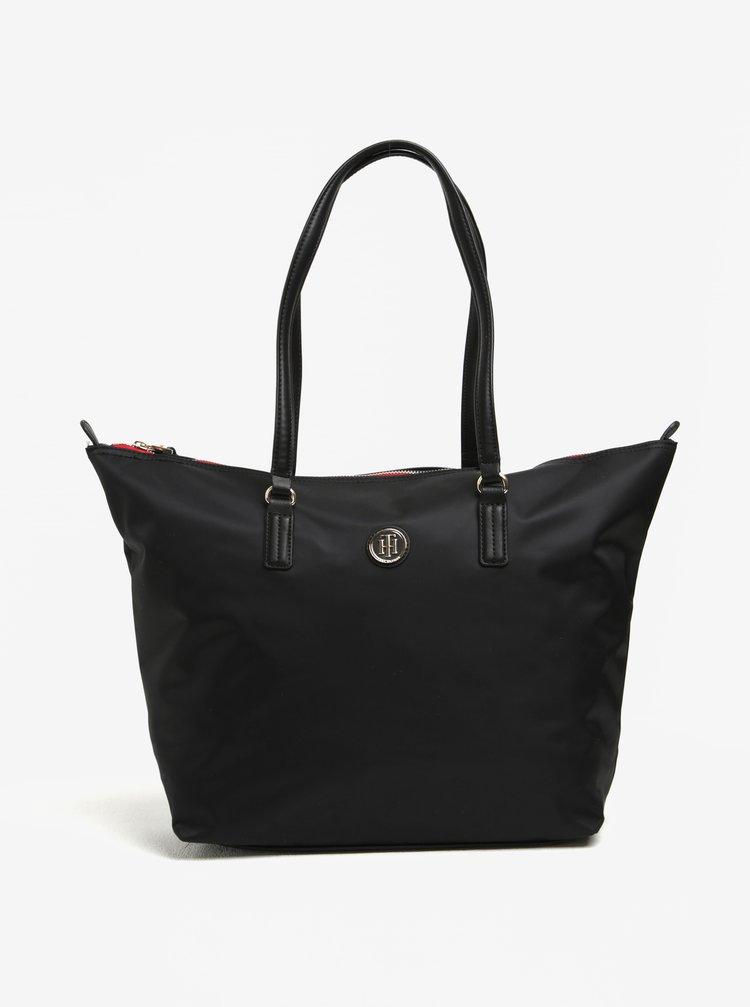 Černá kabelka Tommy Hilfiger Poppy