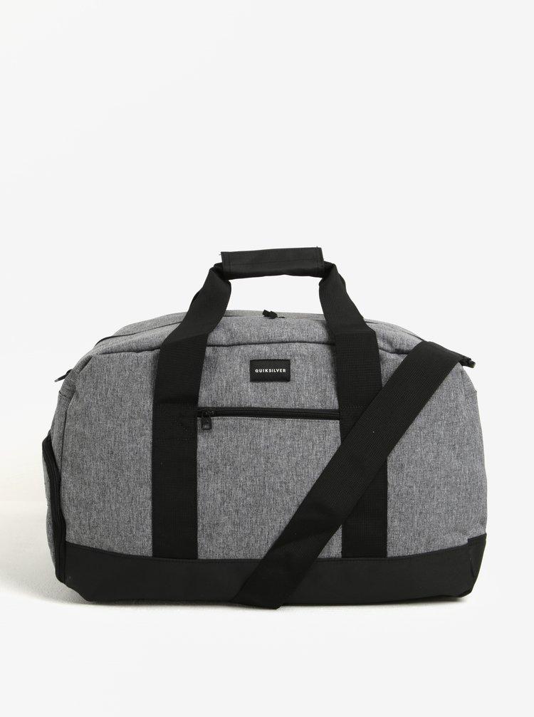 Šedá pánská cestovní taška Quiksilver 43 l