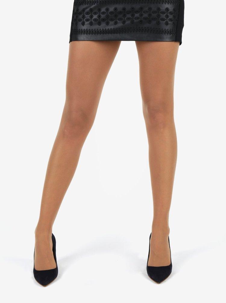 Sada dvou punčochových extra odolných kalhot v tělové barvě Bellinda Absolut Resist Pantyhose 15 DEN