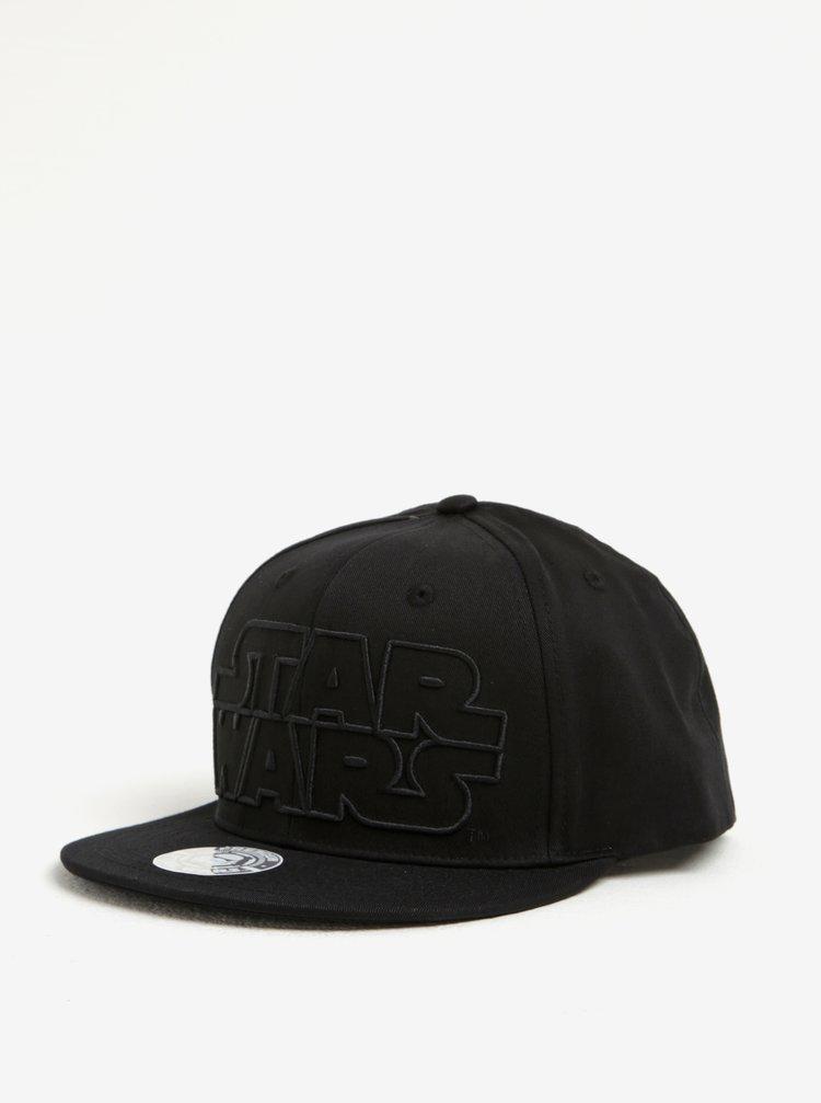 Černá pánská kšiltovka Star Wars