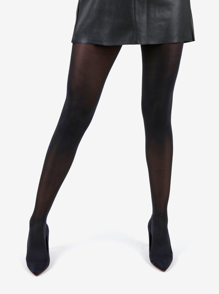 Sada dvou černých punčochových kalhot Gipsy