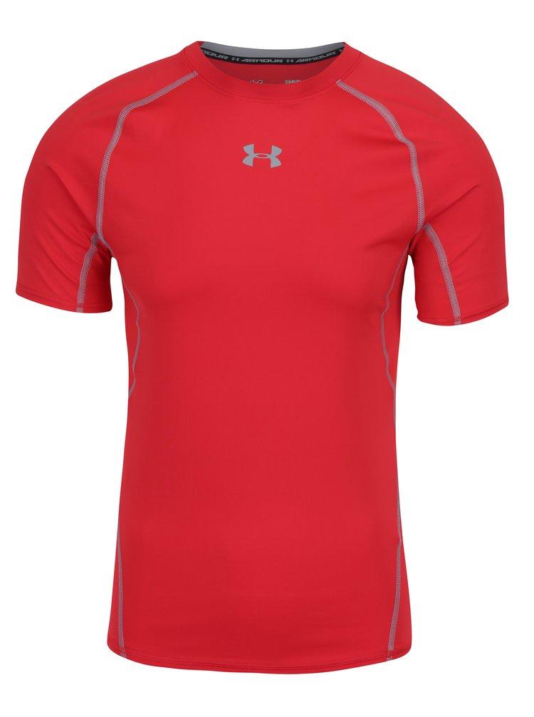 Tricou sport rosu pentru barbati - Under Armour