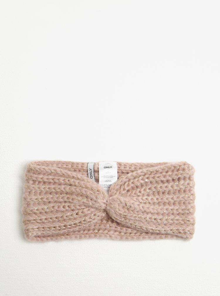 Bentita tricotata bej ONLY Arona