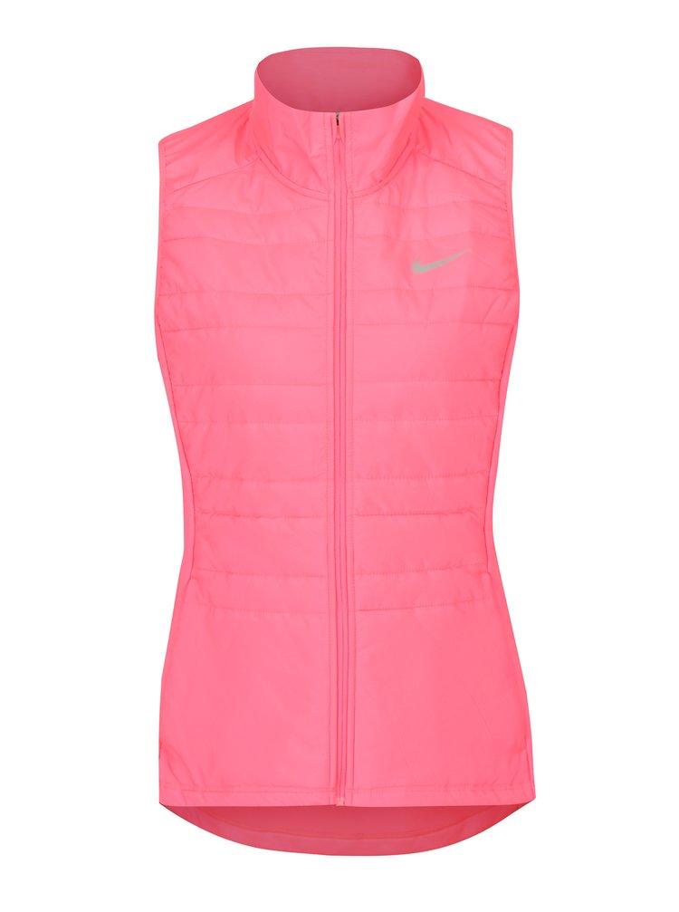 Vesta roz functionala matlasata pentru femei Nike