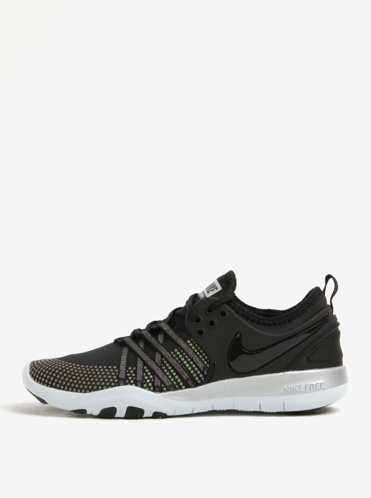 Černé dámské tenisky Nike Free TR