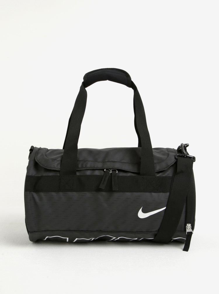 Geanta sport neagra cu gri Nike Alpha Adapt 19 l