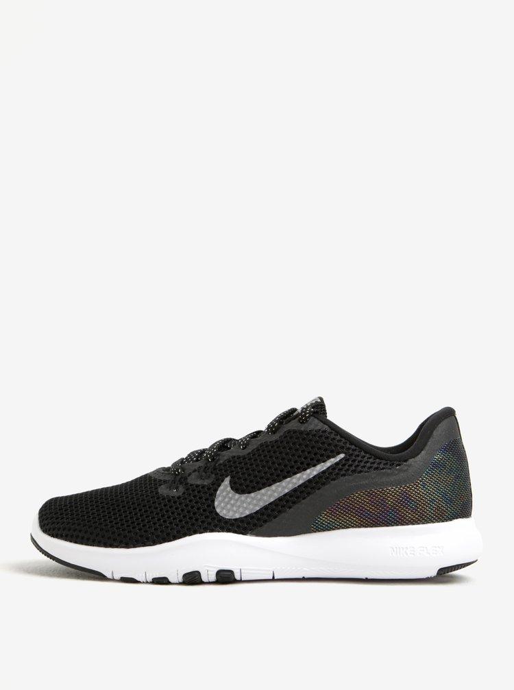 Pantofi sport negri pentru femei Nike Flex Trainer 7