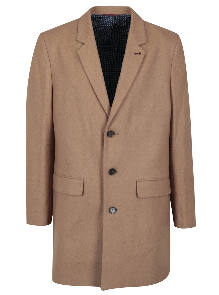 Palton maro Burton Menswear London