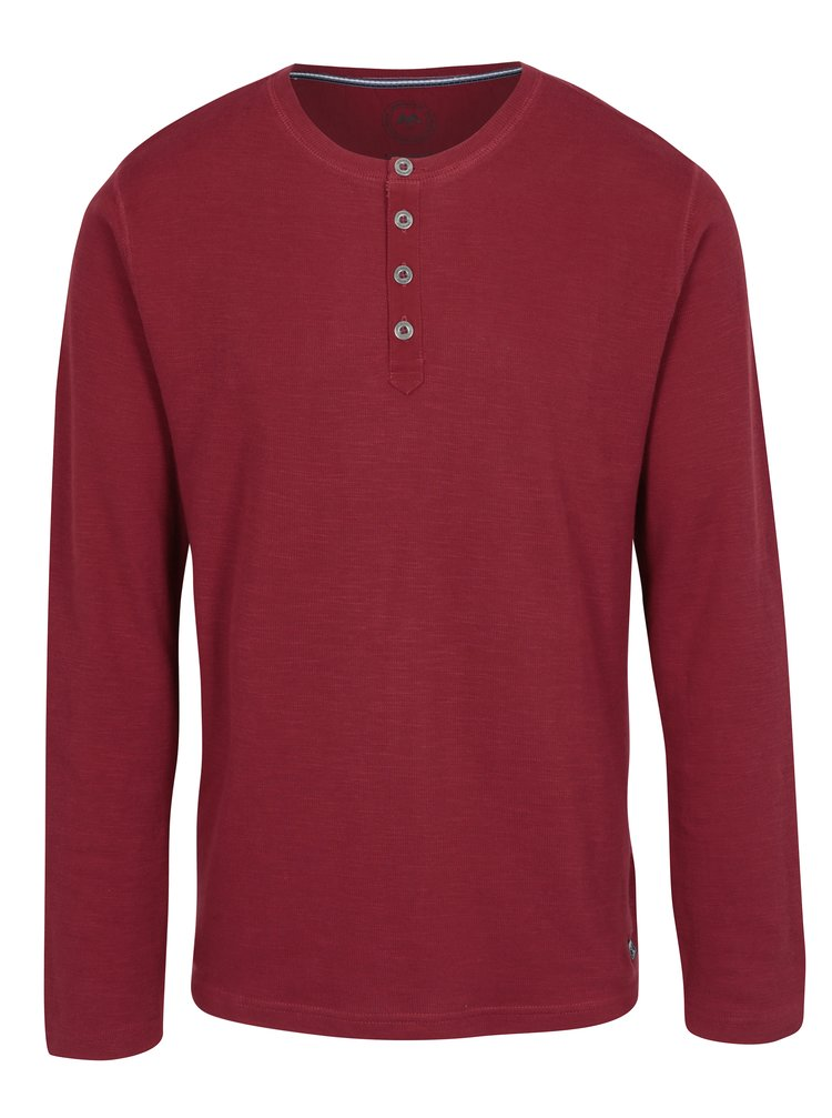 Bluza rosie cu nasturi  Lindbergh