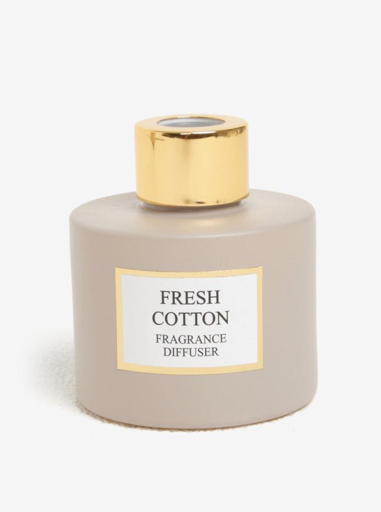 Difuzor bej de aromaterapie cu betisoare - Kaemingk Fresh Cotton