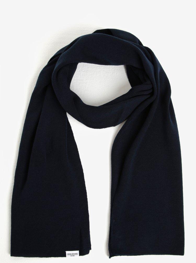 Fular bleumarin - Shine Original